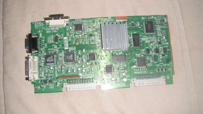 LG 6870VS1327F(0) Digital Video Board For 52SX4D-UB