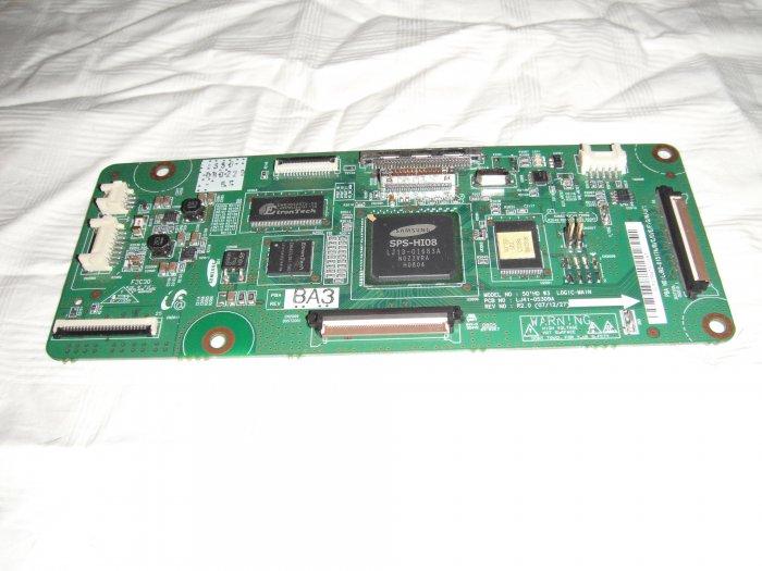 Samsung LJ92-01517B Main Logic Board