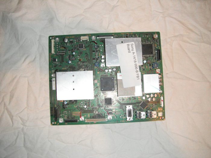 Sony A-1418-996-B FB1 Board
