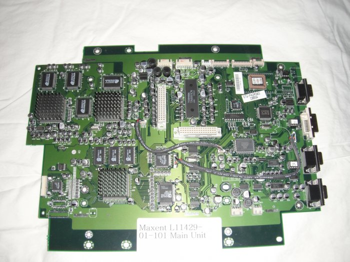 Maxent L11429-01-101 Main Unit