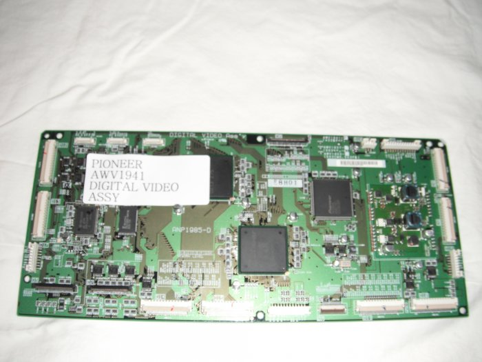 PIONEER AWV1941 DIGITAL VIDEO ASSY