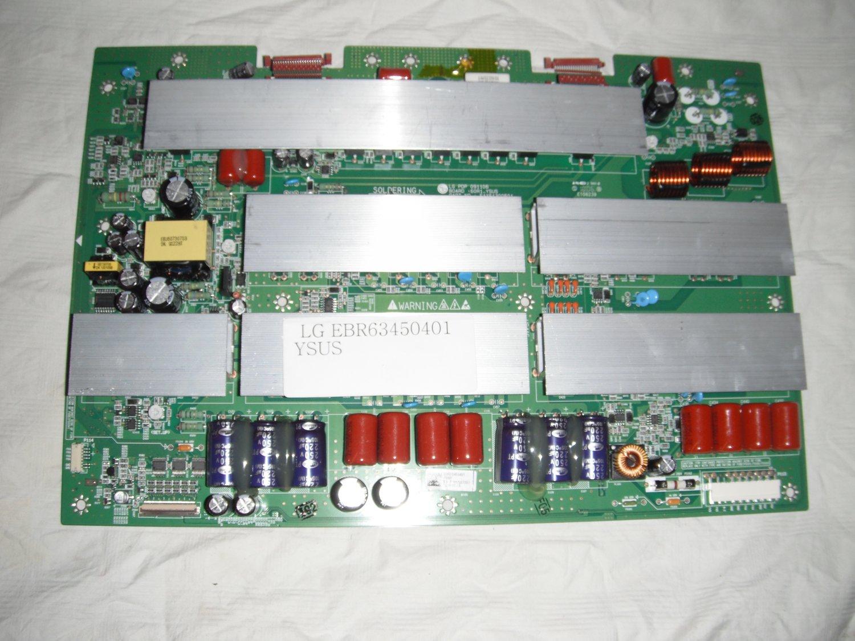 LG EBEBR63450401 EAX61300501 YSUS Board R63450401