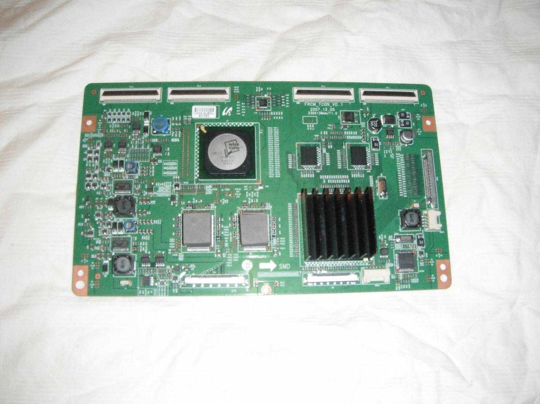 Samsung LN52A750 LCD CONTROLLER FRCM_TCON_V0.1 LCD TV