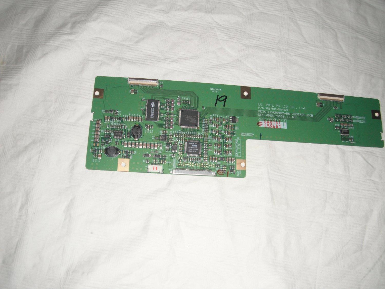 LG Philips 6871L-0594A T-Con Board