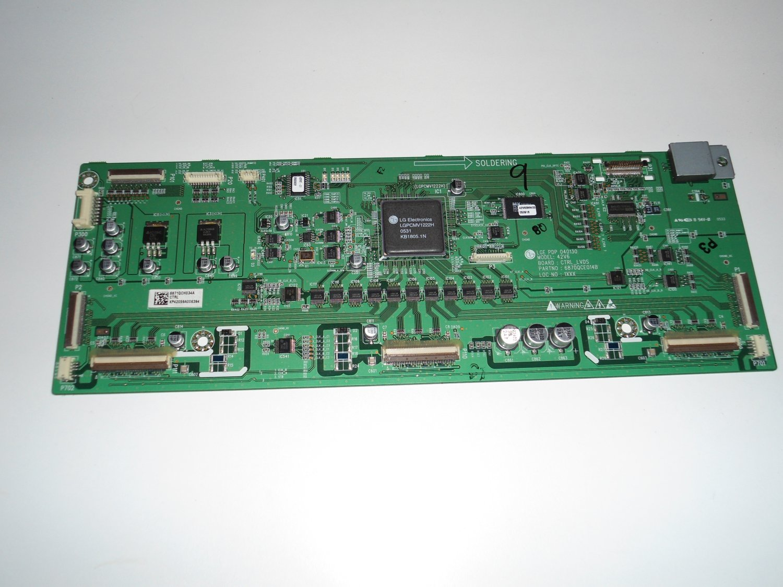 LG 6871QCH034A Main Logic CTRL Board