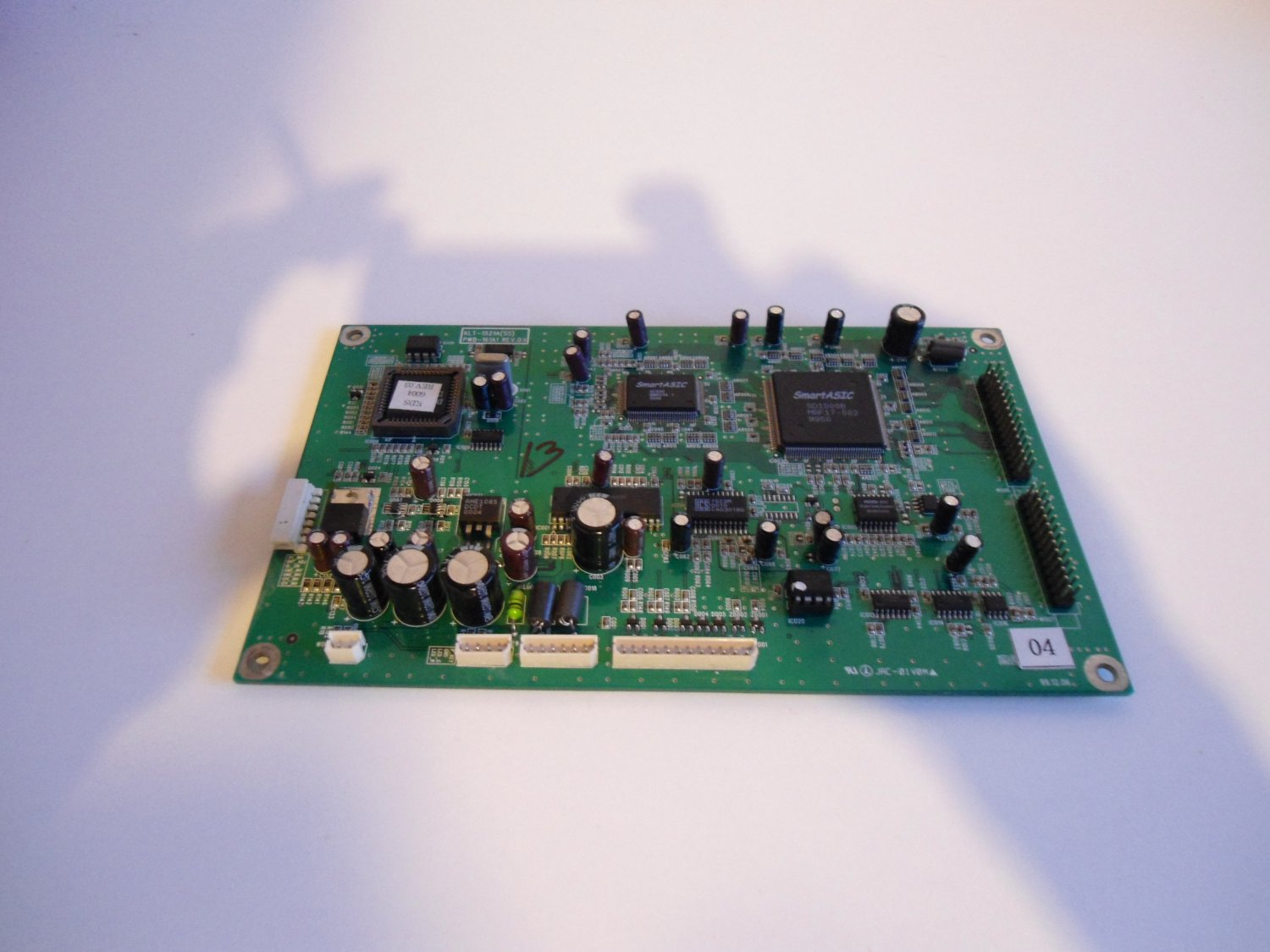 Original disassemble KLT-1512A (SS) PWB-161A1 REV.03 driver board