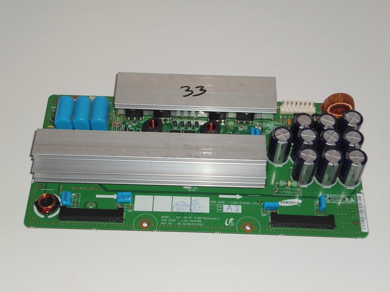 Samsung BN96-03350A 42 HD W1 X-Main