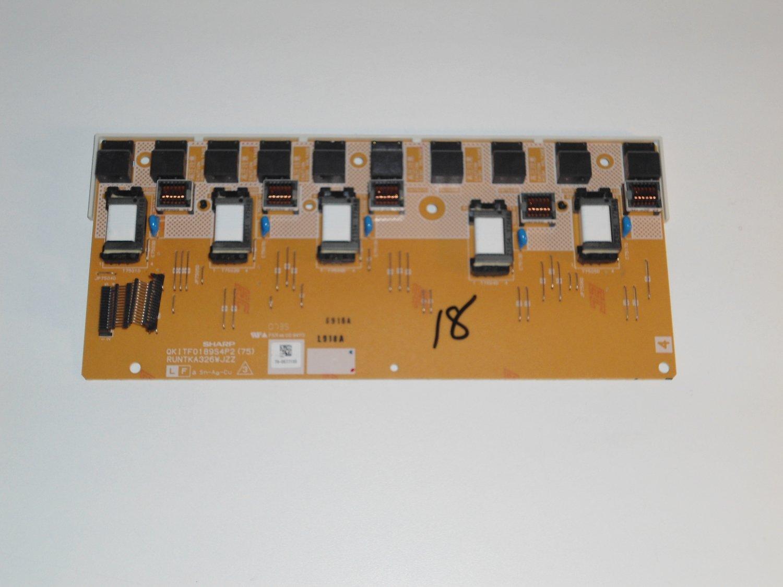 Sharp RUNTKA326WJZZ Backlight Inverter