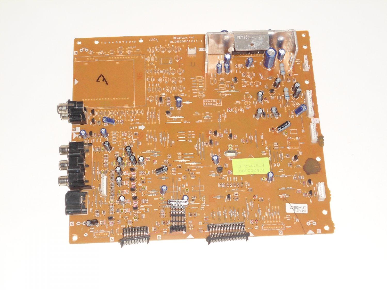 Sylvania L0600MUT MUT Board