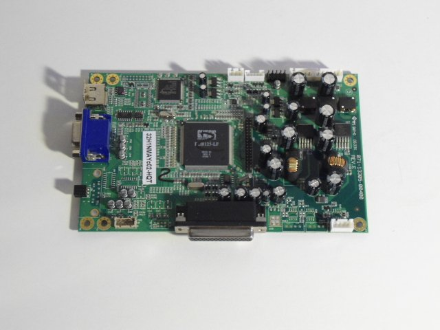 PROTRON PLTV-32 071-13305-00400 Audio / Video Input / Output Board
