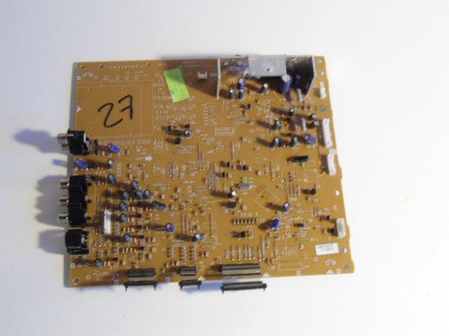 Sylvania L0601MUT MUT Board