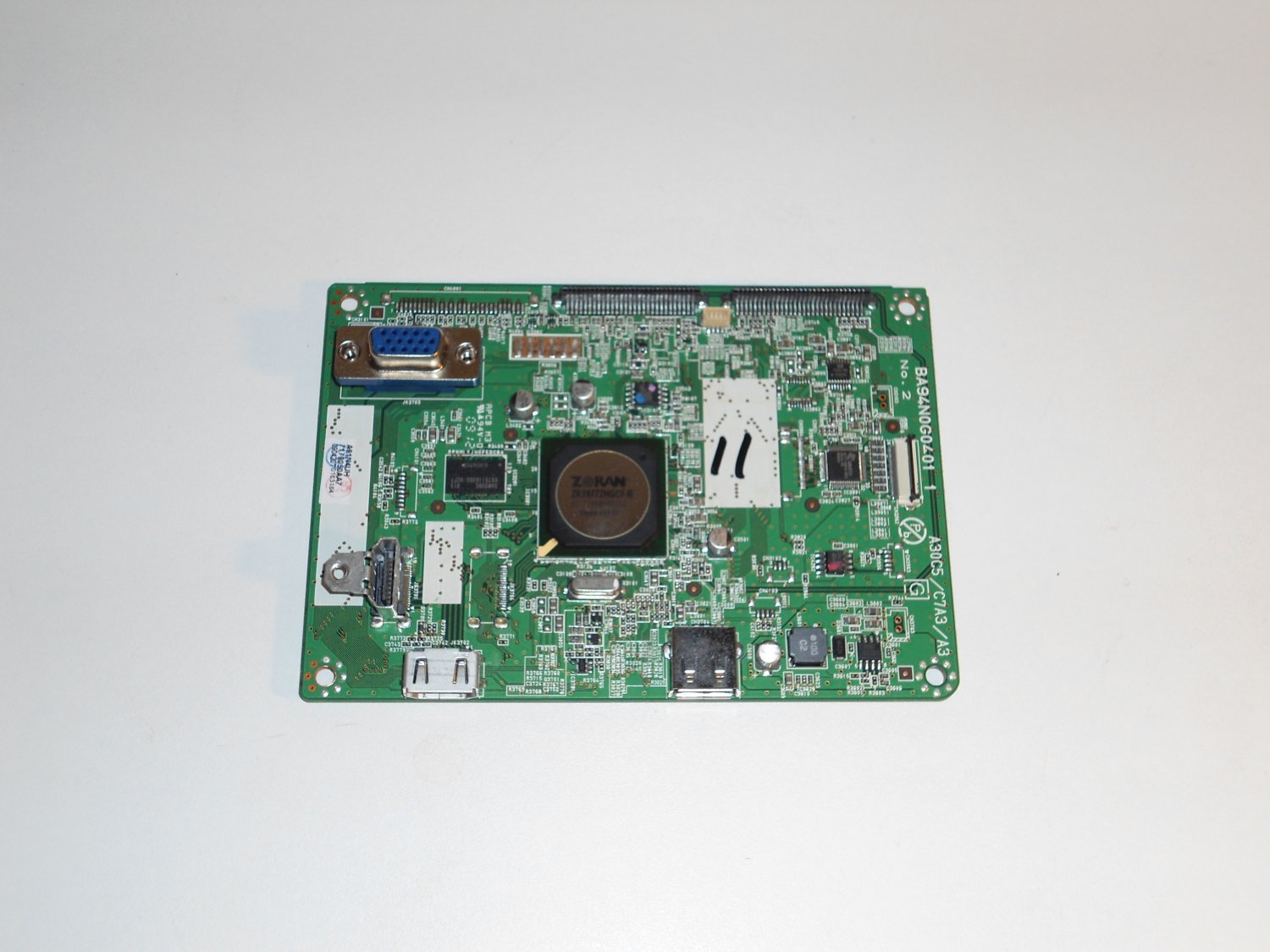 Emerson A91N4UH Digital Main CBA For LC195EMX