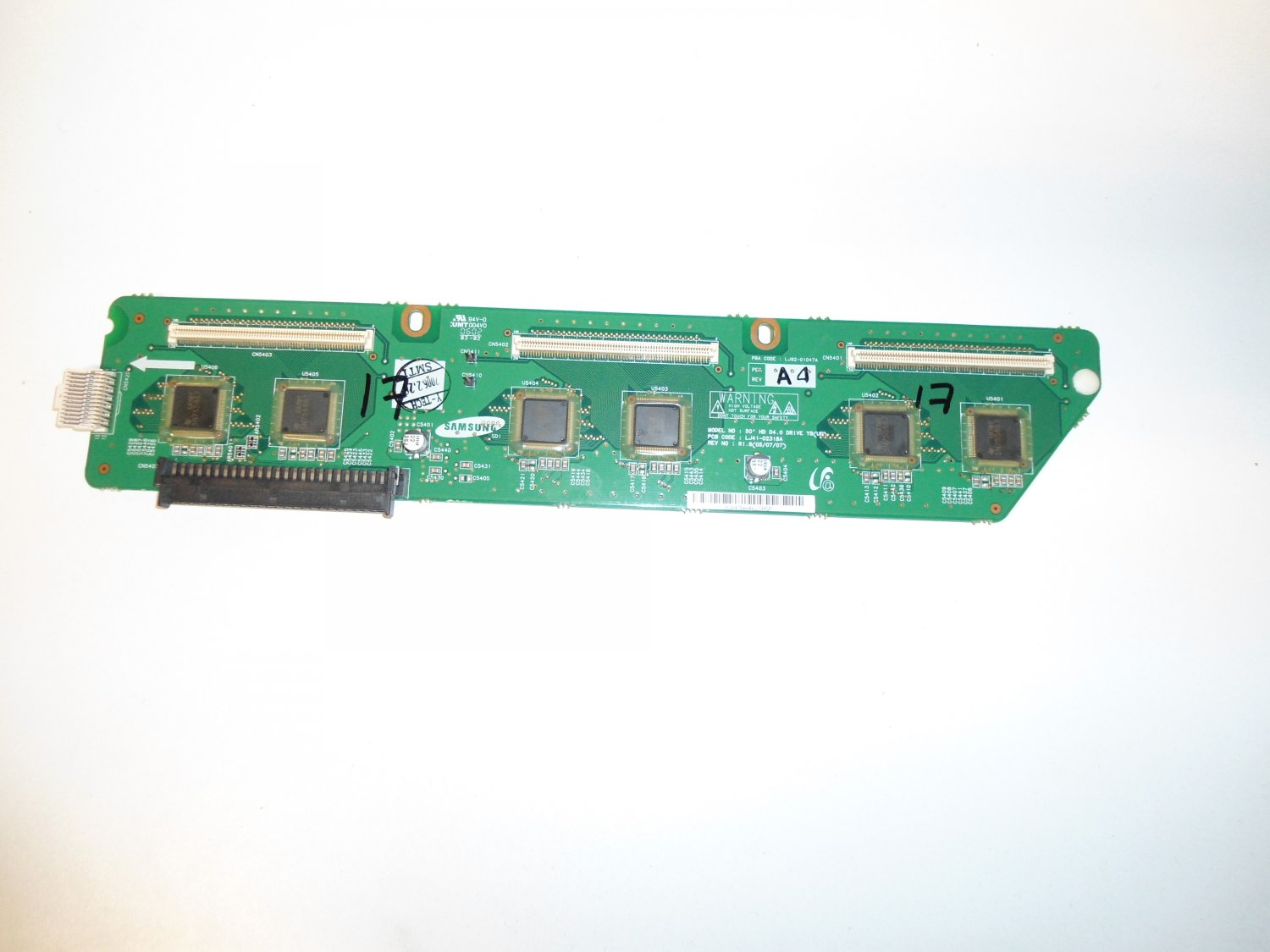 Philips 996500030028 Upper Y-Scan Drive