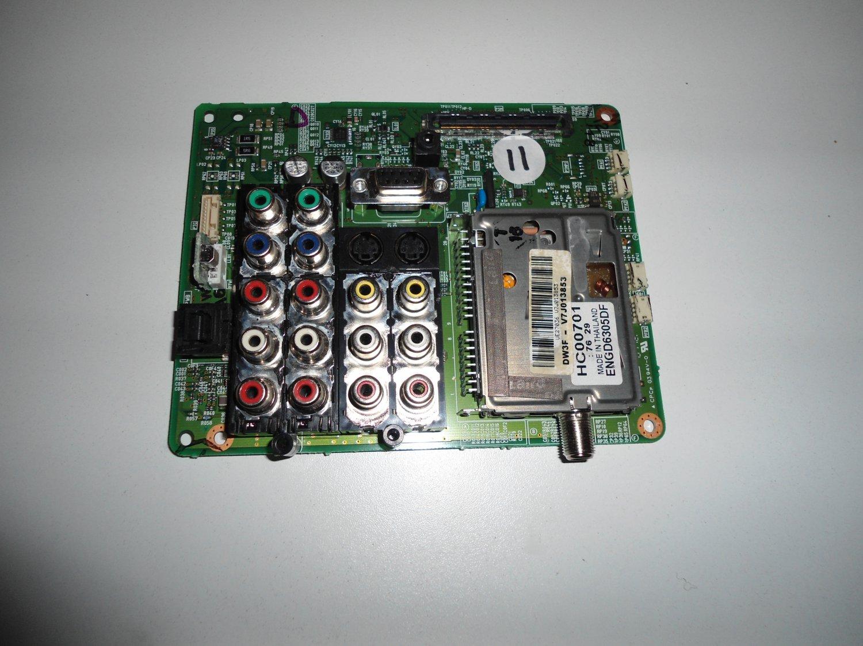 Hitachi  DW3F-V7J013853 Terminal Pwb