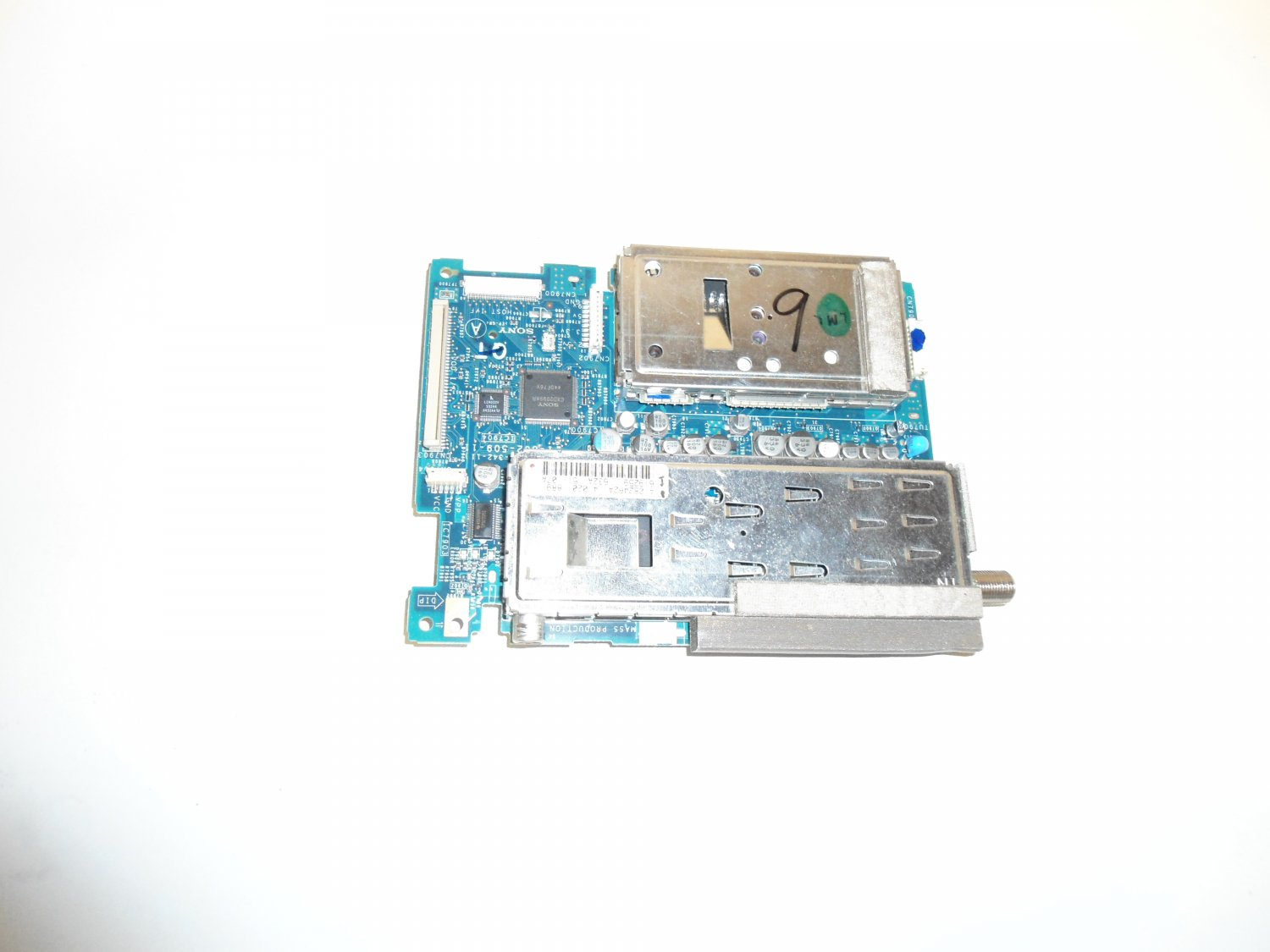 1-862-509-11 Video RF Tuner Board for SONY KDF-50WE655