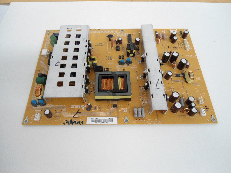 Sharp RDENCA282WJQZ Power