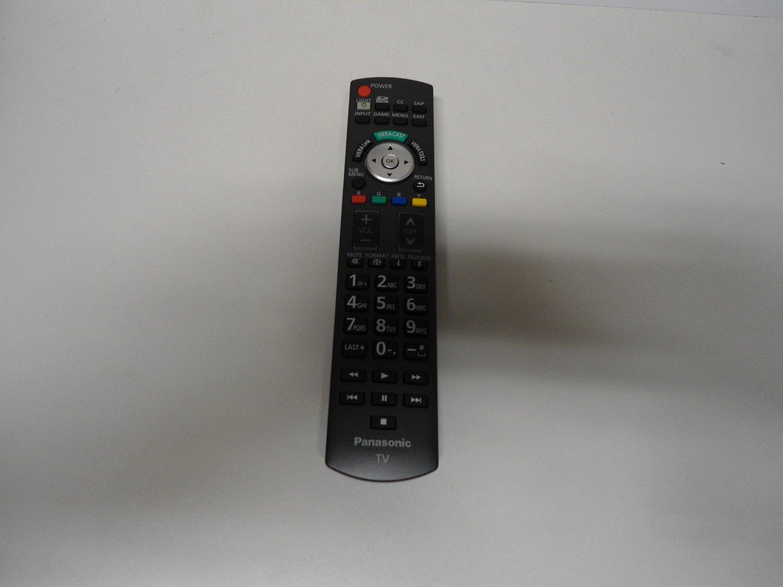 Panasonic N2QAYB000485 Remote Control