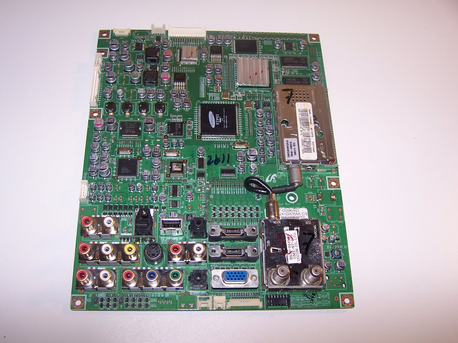 Samsung BN94-00963D Main Board Out of Stock
