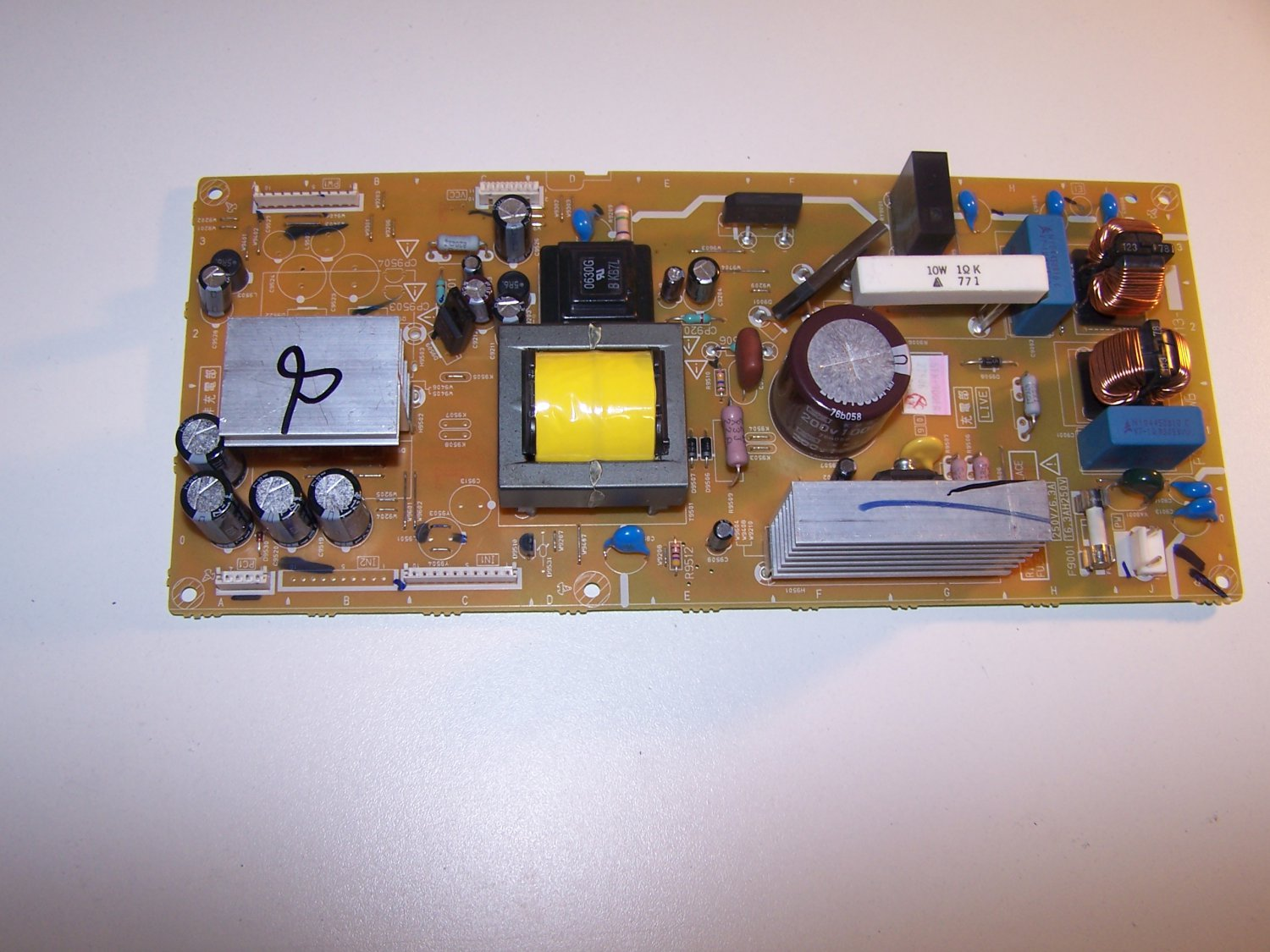 JVC SFN-9001A-M2 Power Supply Unit