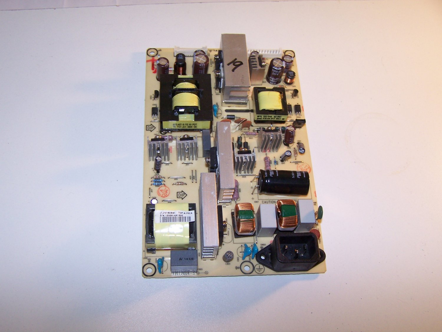 Insignia ADPC24180BB1 Power Supply