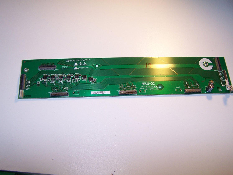 Sony 1-789-060-12 ABUS-D3 Buffer Board