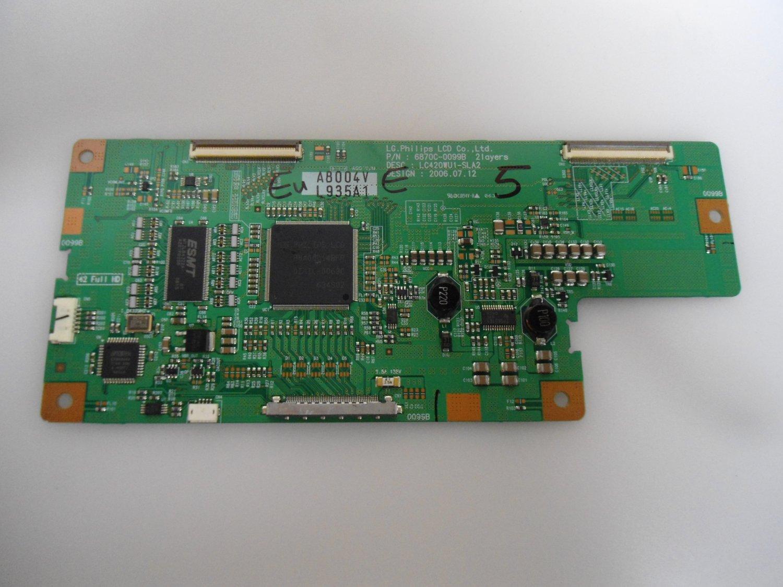 LG Philips 6871L-0935A T-Con Board 6870C-0099B
