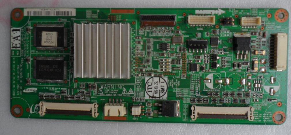 Samsung LJ92-01287A Main Logic CTRL Board