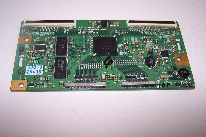 Samsung BN96-04177A Main Logic CTRL Board