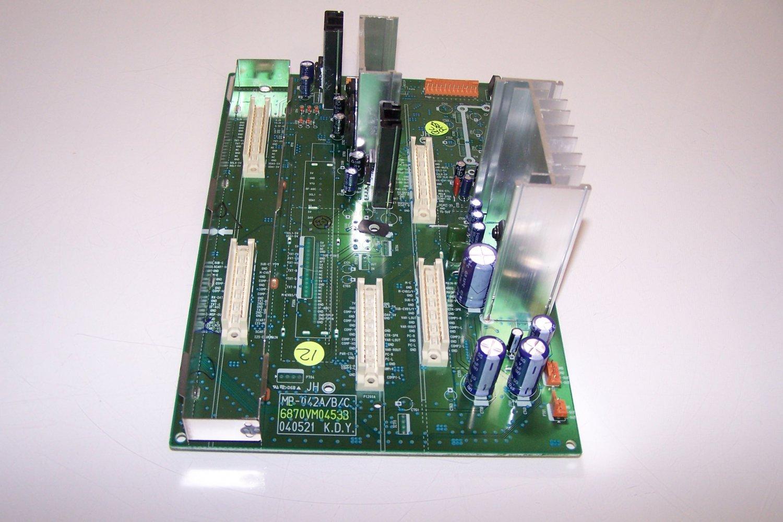 ZENITH E44W46LCD 6870VM0453B Audio Input / Output Board