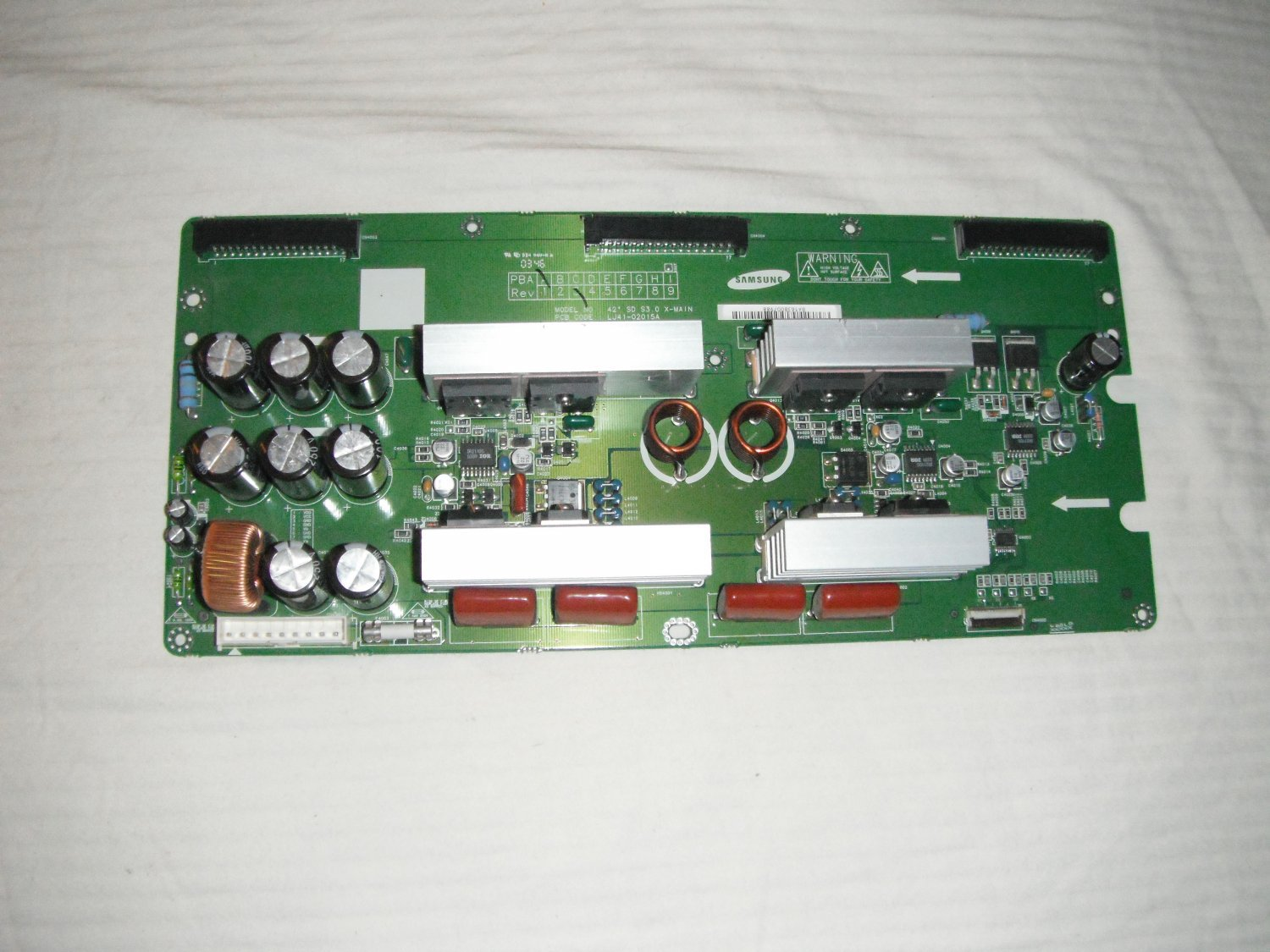 Akai 996500025115 X-Main Board