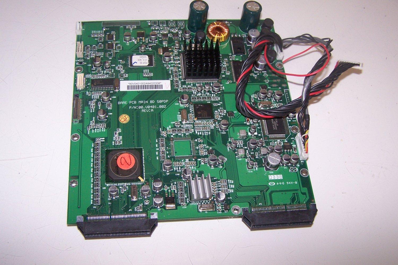 Polaroid 80.V0401.002A Main Board