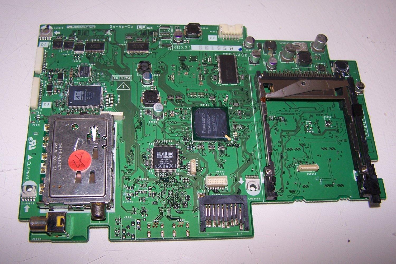Sharp DUNTKD331FE19 Digital Board