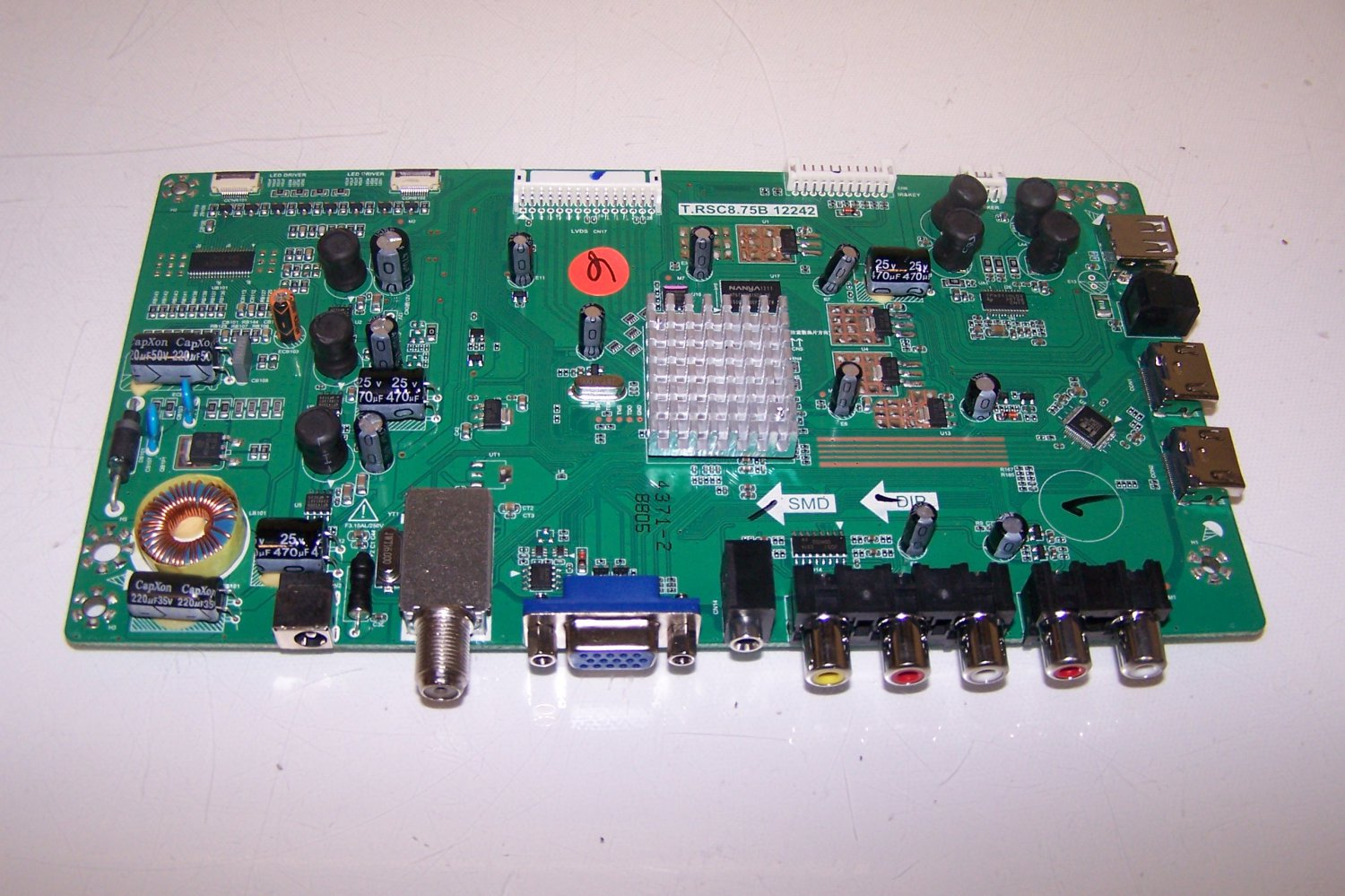 Westinghouse B12094371 Main Board