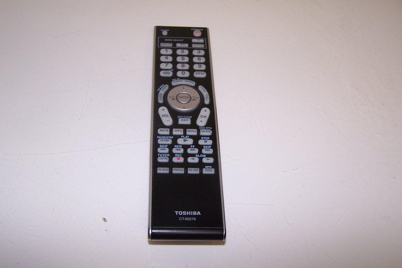 Toshiba 75006721 Remote Control CT-90276