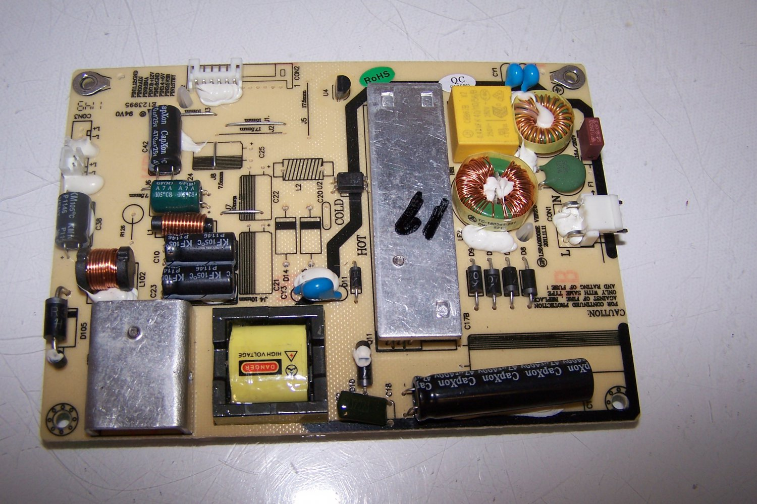 Seiki 890-PC0-2402 Power Supply for SE241TS