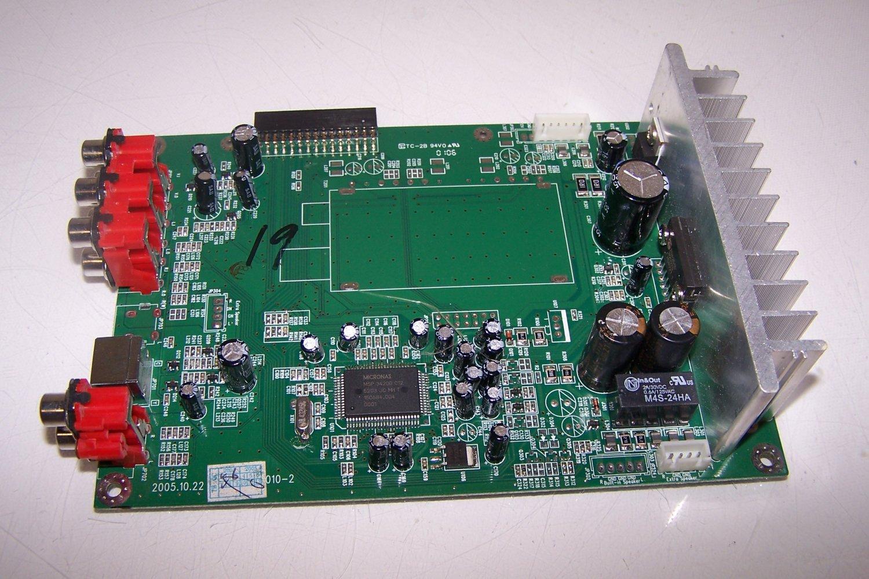 Akai 771L421D01-01 Signal Audio PWB Board