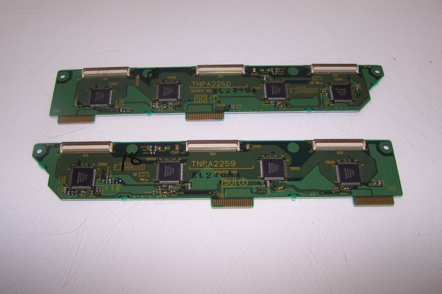 Panasonic TNPA2259 SU Board TNPA2260 SD Board Kit