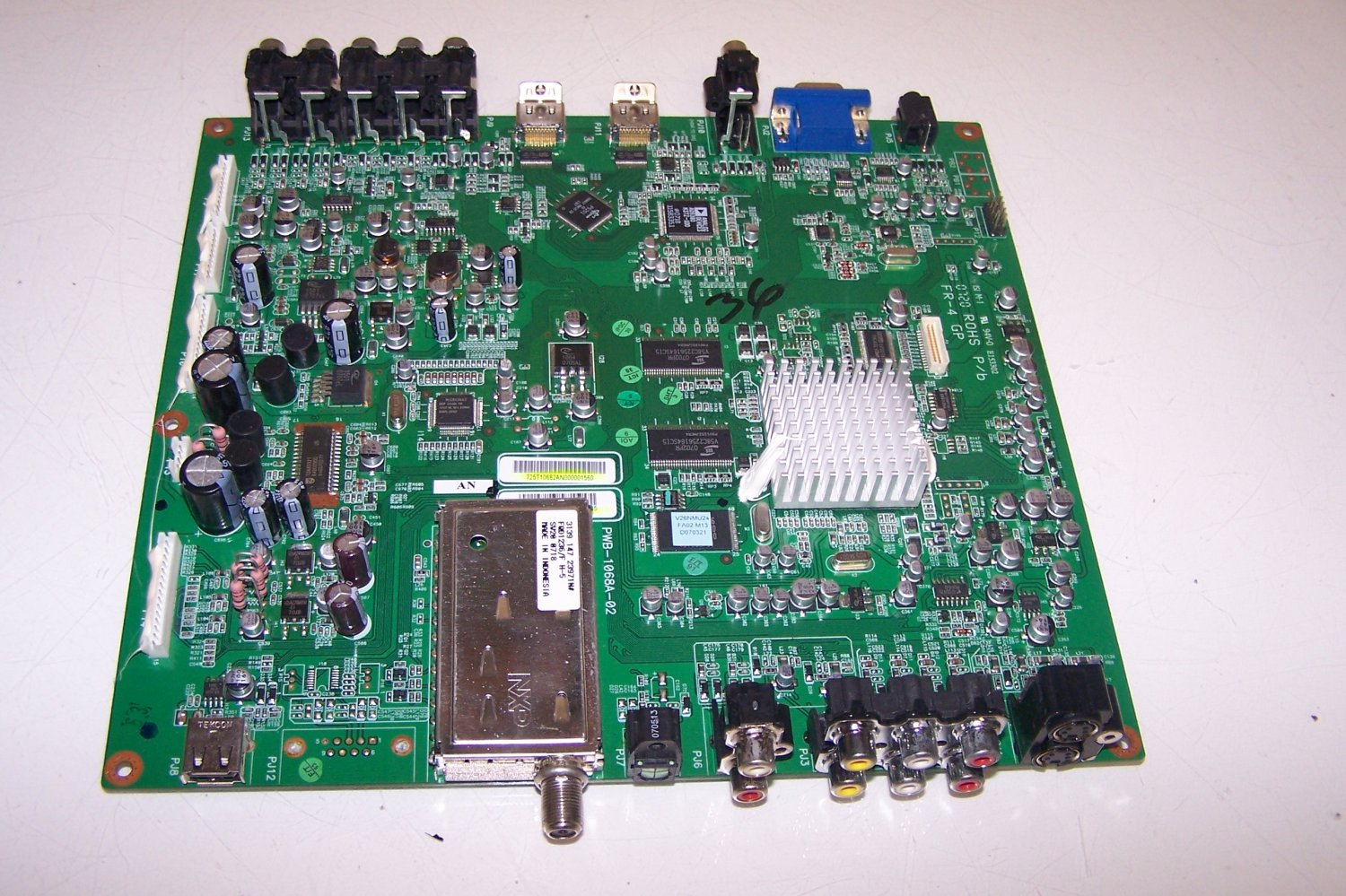 Westinghouse 5097679603 Main Board for SK-26H240S / SK-26H520S