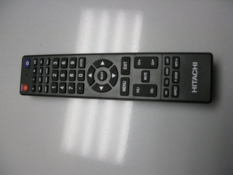 Hitachi 850125633 LED HDTV Remote Control