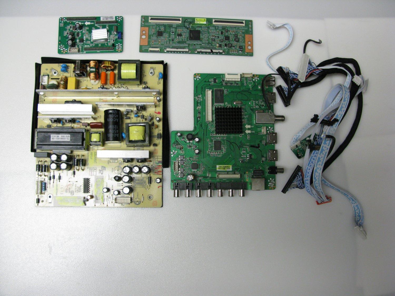 RCA SLD55A55RQ Complete TV Repair Kit