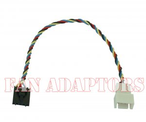Dell 5-Pin/4-wire Fan Connector Cable Adaptor