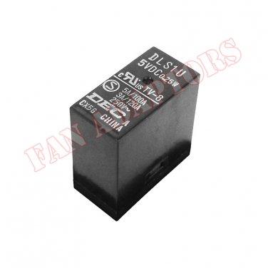 DLS1U-5VDC DLS1U5VDC Relay 0.25W TV-8 DEC PCB Board-Level Component