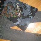 Black jeans,Ed hardy (new) black tshirt