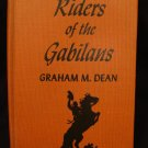 Cowboy Book - Riders of the Gabilans by Graham M Dean 1945 with War Note