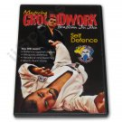 VD7020A  Mastering Groundwork Brazilian Jiu Jitsu SELF DEFENSE DVD #3 Darlynson Lira defence