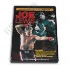 VD6013A  American Karate Fighting Legends Joe Lewis #1 point fighter DVD kicking #98-D