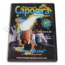 VD6081A  Advanced Brazilian Capoeira Advanced Training DVD martial arts african slaves