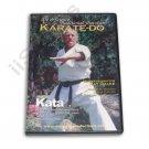 VD6230A  Hidetaka Nishiyama Shotokan Karate-Do Katas forms DVD Ray Dalke secrets new!