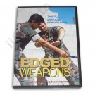 VD6330A  Law Enforcement Police Edged Weapons knife Self Defense Training DVD Wagner lapd