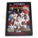 VD6430A  110 American Masters Champions Martial Arts Karate DVD Farkas Warrener 2+ hrs